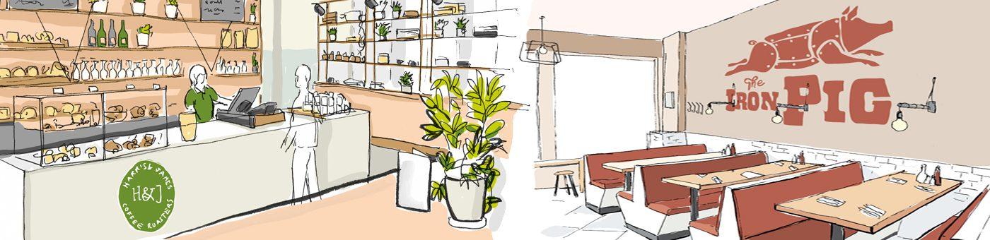 Bespoke Retail Space Design